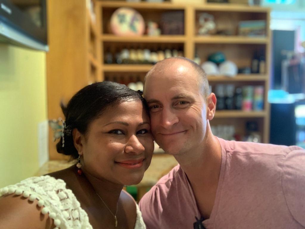 Tyson y Farah Widegren